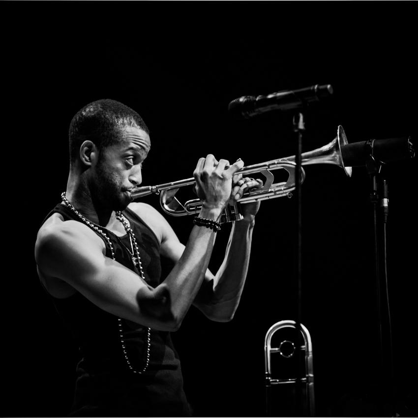 Trombone Shorty©Fabienne Cresens
